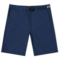Nanamica Webbing Belt Short Blue