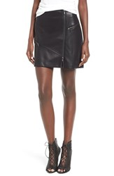 Leith Women's Zip Miniskirt