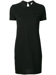 Lacoste Live Fitted Shirt Dress Black
