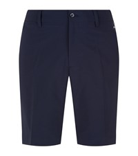 J. Lindeberg J Eloy Micro Stretch Shorts Male Navy