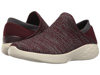 Skechers You Burgundy Women's Shoes