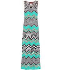 Missoni Knitted Dress Multicoloured