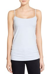 Women's Halogen 'Absolute' Camisole Blue Xenon