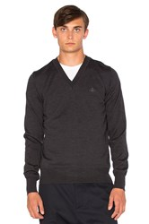 Vivienne Westwood Classic V Neck Charcoal