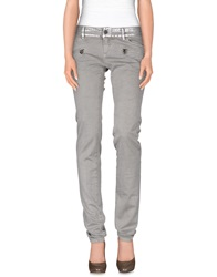 Barbara Bui Jeans Light Grey