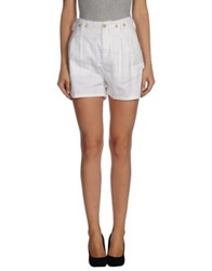 Jacob Cohen Jacob Coh N Shorts White