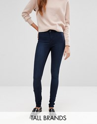 Vero Moda Tall Jeggings Indigo Navy