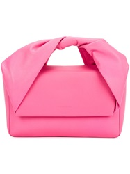J.W.Anderson J.W. Anderson Twist Tote Bag Pink And Purple