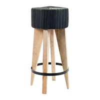 Serax Rubber Bar Stool