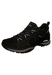 Lowa Ferrox Gtx Lo Walking Shoes Black Grey