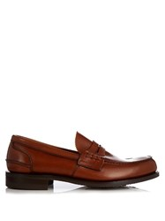 Church's Pembrey Leather Loafers Brown