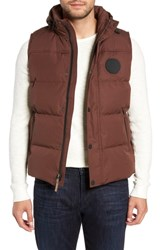 Ugg Nathaniel Down Vest Port