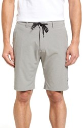 Imperial Motion Men's Freedom Carbon Cruiser Shorts Grey
