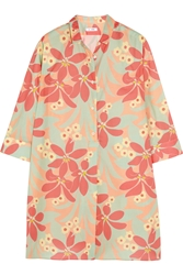 Eres Lhd Printed Cotton Tunic