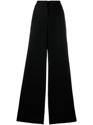 Emilio Pucci Sequin Embellished Wide Leg Trousers 60