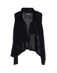 Chiara Bertani Knitwear Cardigans Women Black
