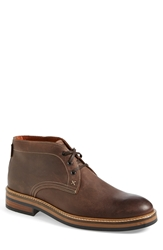 Wolverine 'Francisco' Chukka Boot Men Dark Brown