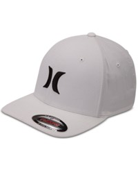 Hurley Men's One And Only Dri Fit Hat White