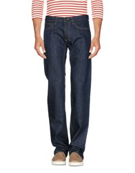 Lanvin Denim Denim Trousers