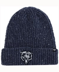 47 Brand '47 Chicago Bears Back Bay Cuff Knit Hat Navy
