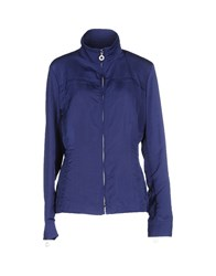 Diana Gallesi Coats And Jackets Jackets Women Bright Blue
