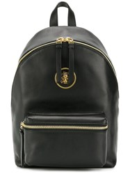 Versus Small Backpack Black