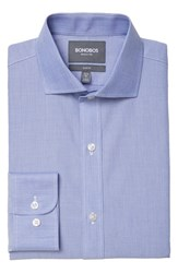 Men's Bonobos Slim Fit Wrinkle Free End On End Dress Shirt Online Only