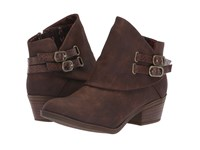 Blowfish Sistee Tobacco Rustic Faux Snake Snake Charmer Pull On Boots Brown