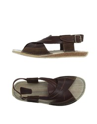 Clarks Originals Footwear Sandals Men Cocoa