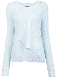 Maiyet Crew Neck Jumper Blue