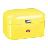 Wesco Single Grandy Bread Bin Lemon Yellow
