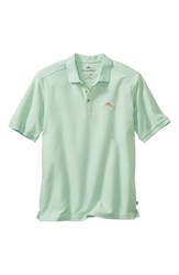 Men's Big And Tall Tommy Bahama 'The Emfielder' Pique Polo Shady Lane