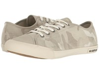 Seavees 08 61 Army Issue Oasis Cream Camoflauge Women's Shoes Gray