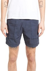 Barney Cools Men's B. Safe Ripstop Camp Shorts Navy