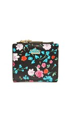 Kate Spade New York Adalyn Mini Wallet Black Multi