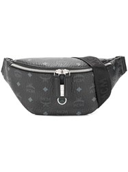 Mcm Fursten Belt Bag Black