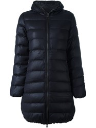 Duvetica Padded Coat Blue