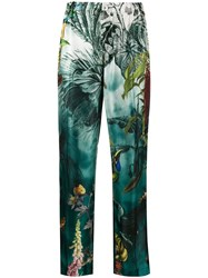 F.R.S For Restless Sleepers Tropical Print Trousers 60