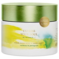 Rituals Express Your Soul Clear Your Mind And Body Scrub 375G