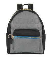 Kenzo Kombo Backpack Female Silver