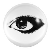 Rory Dobner Domed Paperweight Looking At You Eye
