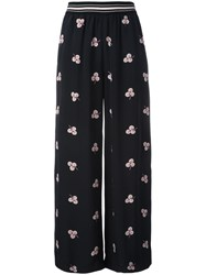 Vilshenko Rose Trousers Black