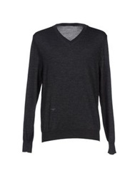 Christian Dior Dior Homme Sweaters Steel Grey