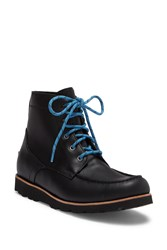 Ugg Agnar Genuine Shearling Lined Lace Boot Blk