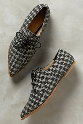Day Birger Et Mikkelsen Uoma Houndstooth Oxfords Grey