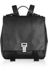 Proenza Schouler Courier Textured Leather Backpack