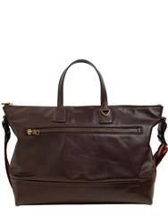 Bally Turel Leather Weekend Bag
