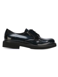 P.A.R.O.S.H. Classic Derby Shoes Blue
