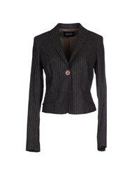Entre Amis Suits And Jackets Blazers Women Azure