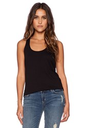 Candc California Double Banded Tank Black